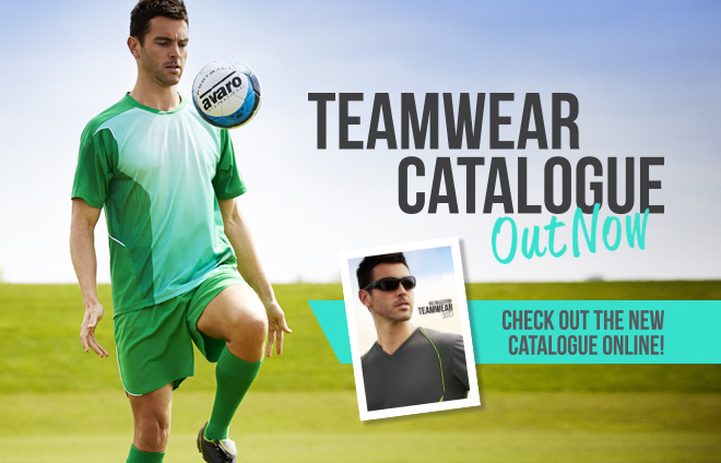Teamwear catalogue