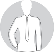 Business Shirts - mens - Easy Fit