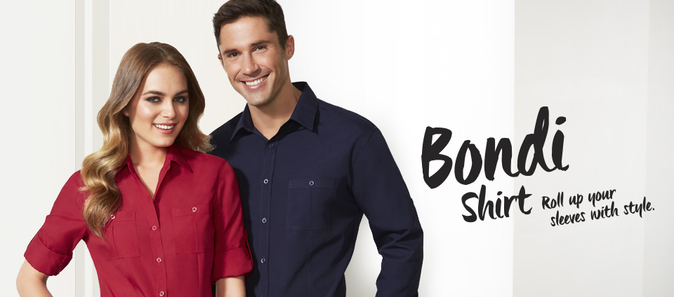 Bondi Shirt - Roll up your sleeves with style