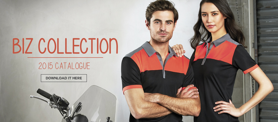 Biz Collection 2015 Catalogue - Download it here