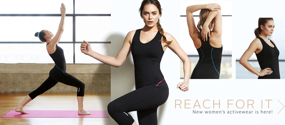 Women's Activewear -