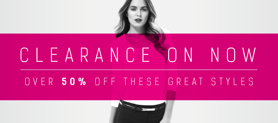 Clearance - On a tight budget? Click here for these run out styles at bargain prices!