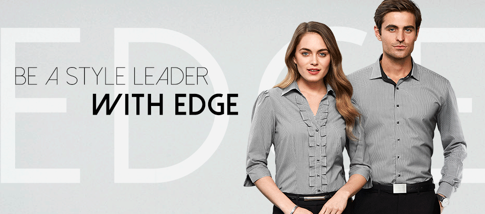 Edge - Be a style leader with Edge