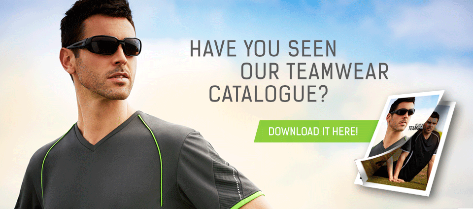 Teamwear catalogue - Have you seen our Teamwear catalogue? Download it here!